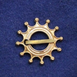 Ring brooch ra27