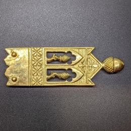 Medieval belt strapend, England EX69