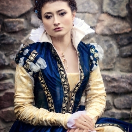 16th Century Renaissance Dress