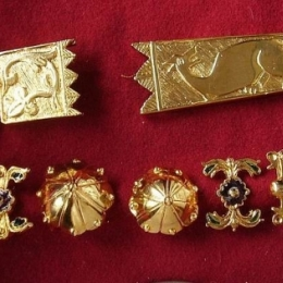 Belt Set from the Musem of Clunis