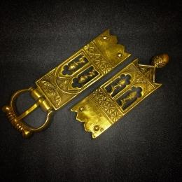 Belt set, England, 14-15c, 28mm