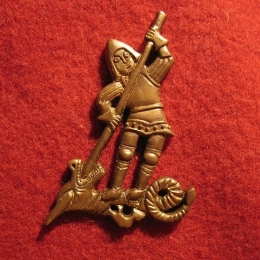"M05 ""St. George"" Badge"