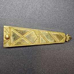 Medieval belt strapend, England EX19