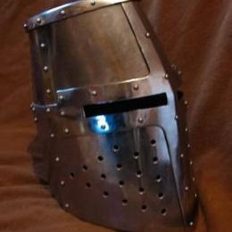 Pothelm (From Dargen helmet)