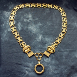 Collar of Esses from the Museum of London, England