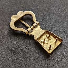 Medieval buckle, England EK29
