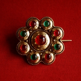Early medieval Brooch EA41
