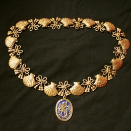 The Order of Saint Michael collar