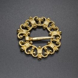 Medieval brooch, Sweden EA63