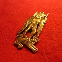 """M39 """"St.Adrian"""" Badge"""