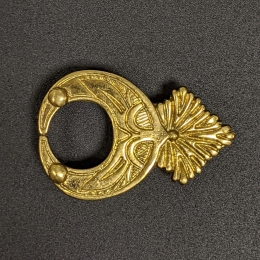 Medieval belt strapend, England  EX35