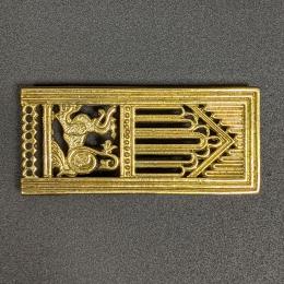 Medieval belt strapend, Scandinavia EX36