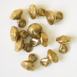10 x Button Rus 12-13 cent. rb04