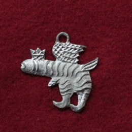 MC07 Pewter badge