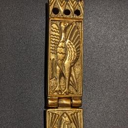 Medieval belt strapend, Germany EX26