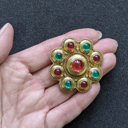 Early medieval Brooch, Hungary EA41