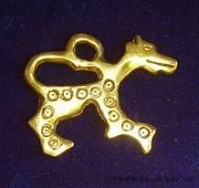 Horse pendant p10