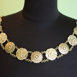 Medieval Yorkist Chain (collar)