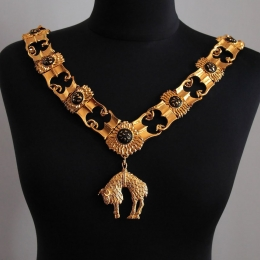 The Order of the Golden Fleece collar