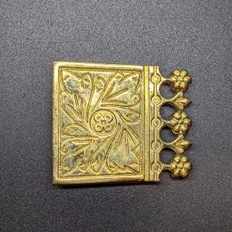 Medieval belt strapend, England EX43