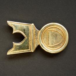 Medieval belt strapend, Germany EX49
