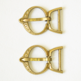 Set of two R39 Rus buckle