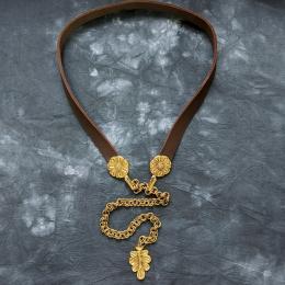 Medieval female belt from England EBD08