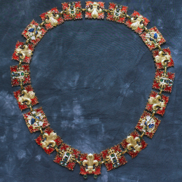 Collar chain of the Order of the Holy Spirit