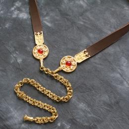 Medieval female belt, Flanders EBD10