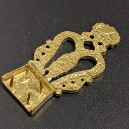 Medieval belt strapend, England  EX33