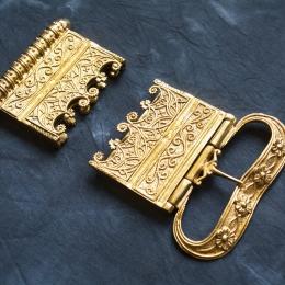 Burgundian Belt Set 1