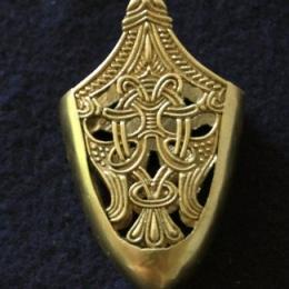 Scabbard Chape Viking 1