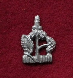 MC02 Pewter badge