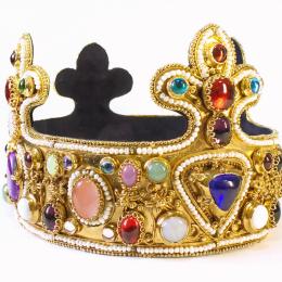 Essen Crown, 10th century