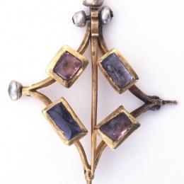 Medieval Brooch ea42