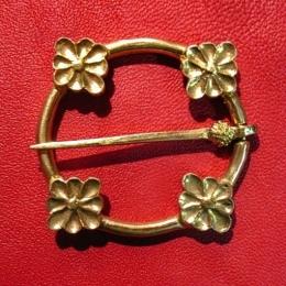 Medieval ring brooch, England EA15