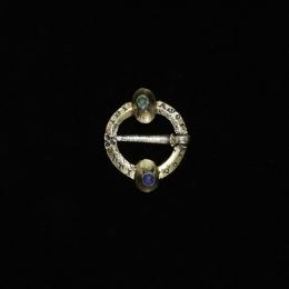 Medieval ring brooch, England ea48