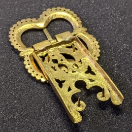 Medieval buckle, Germany ek-qqq29