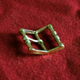 Medieval buckle, England E03-B by ArmourAndCastings