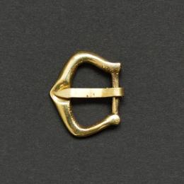 Medieval buckle, England E02-1