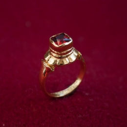 Frankish Finger Ring
