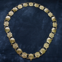 Medieval Yorkist Chain (collar) by ArmourAndCastings