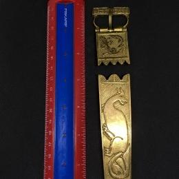 Medieval belt set, France