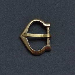 Medieval buckle, England E02-2