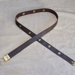 Medieval Belt from Flanders EBS03EN36T by ArmourAndCastings