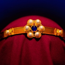 Medieval circlet by ArmourAndCastings