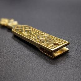 Medieval belt strapend, England  EX10