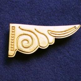 "RT05-2R Shestovitsa 110 tarsoly Flap Mount - ""wing"" (upper right)"
