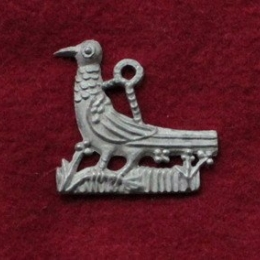 MC04 Pewter badge