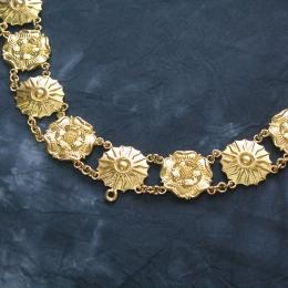 Medieval Yorkist Chain (collar)